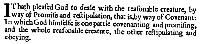 John Ball, A Treatise of the Covenant of Grace, 6