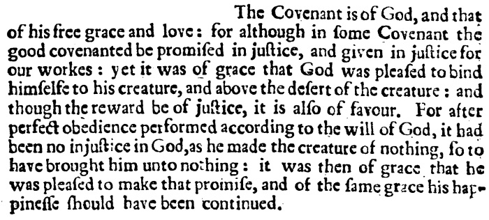 John Ball, A Treatise of the Covenant of Grace, 7