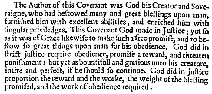 John Ball, A Treatise of the Covenant of Grace, 9