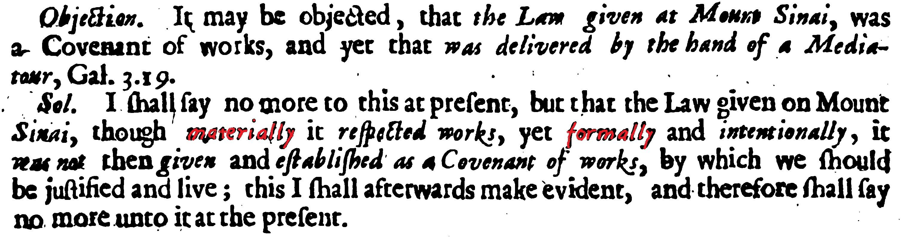 Obadiah Sedgwick, Bowels of Tender Mercy, 10