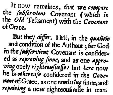 John Cameron, Certain Theses, 66, 68
