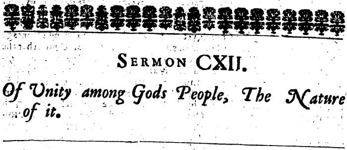 Anthony Burgess, CXLV Expository Sermons, 561