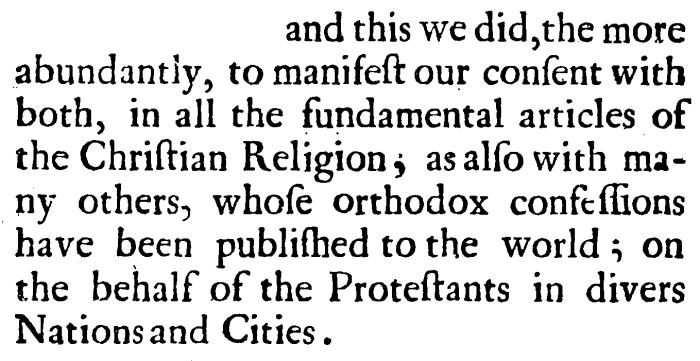 LCF Preface