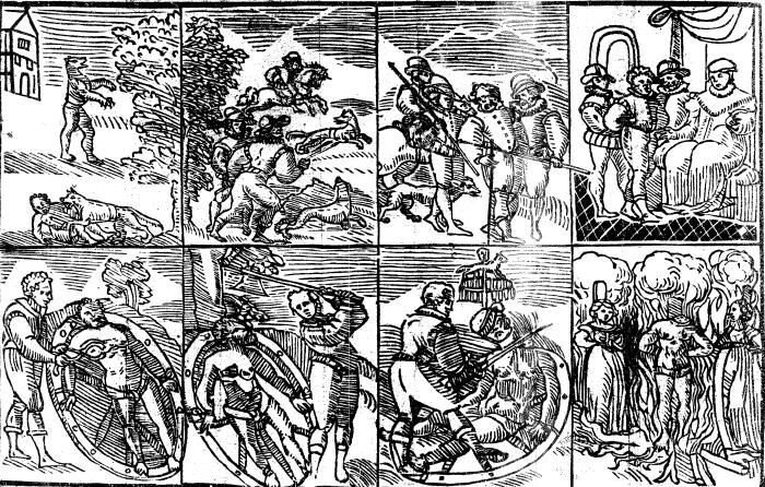 A Werewolf, 1590