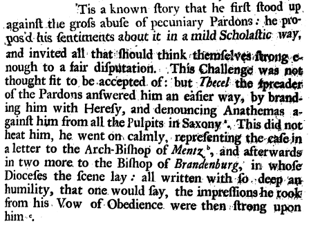 Francis Atterbury, An answer to some considerations, 6-7