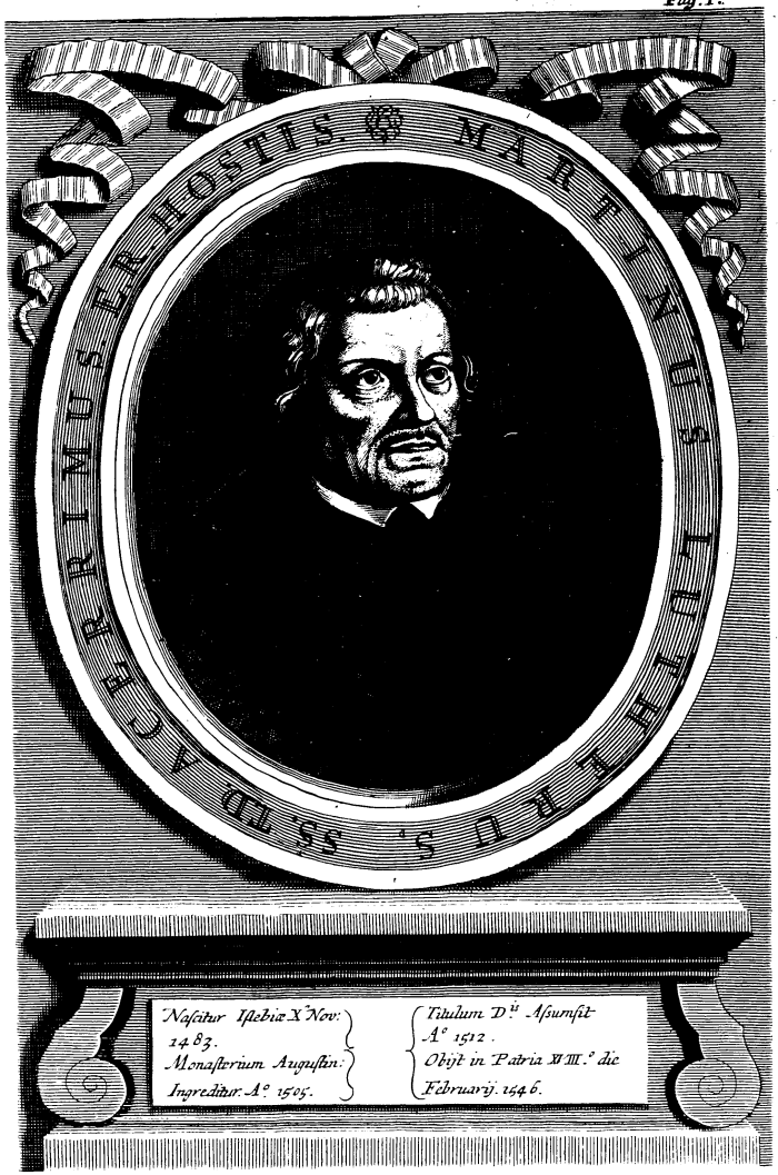 Martin Luther, 2