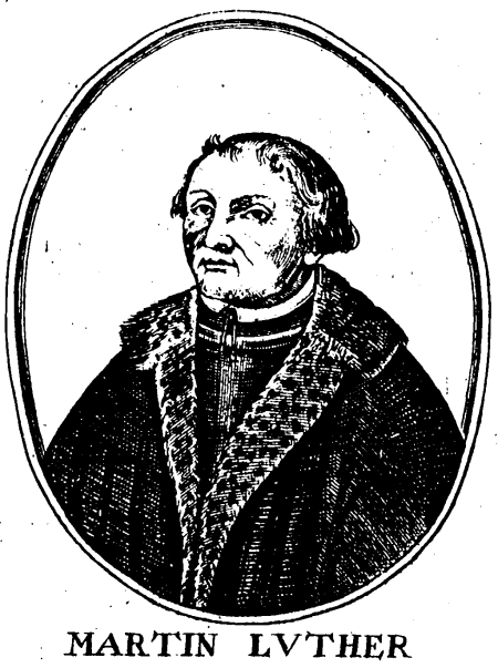 Martin Luther, 3