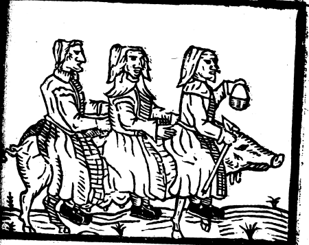 Witches, 1612