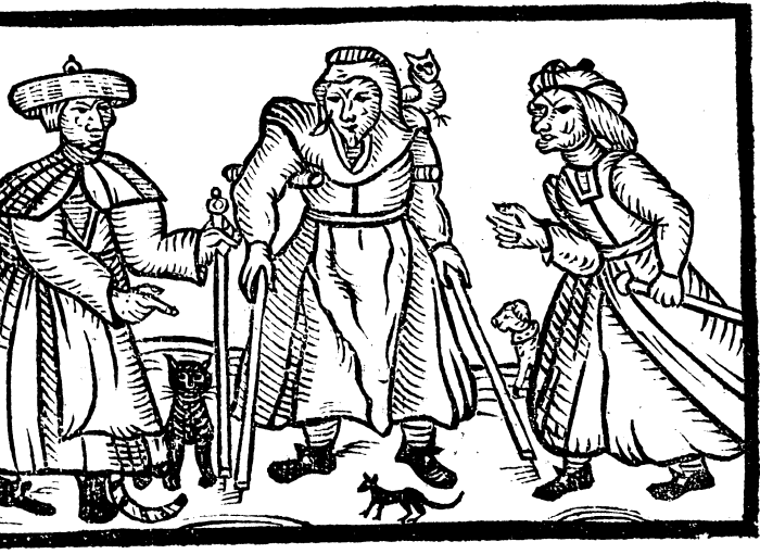 Witches, 1618