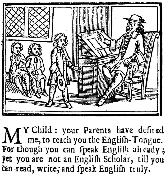 Joseph Aikin, The English Grammar, 1