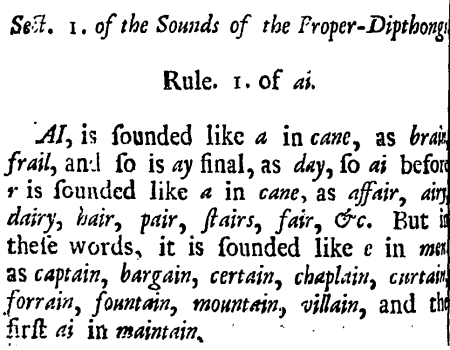 Joseph Aikin, The English Grammar, 40