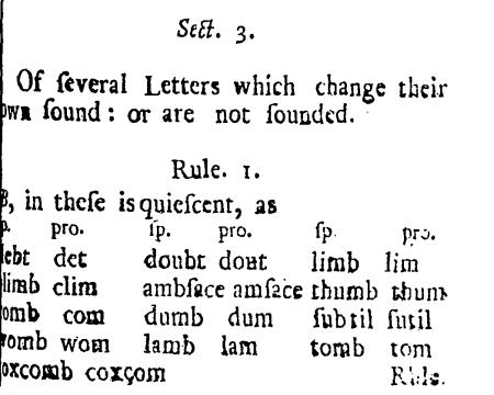 Joseph Aikin, The English Grammar, 45