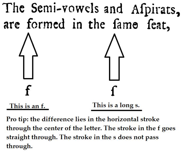 Joseph Aikin, The English Grammar, 5