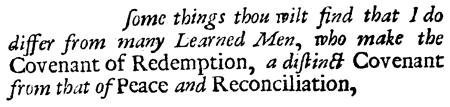 Benjamin Keach, The Display of Glorious Grace, iv
