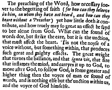 Henry Lawrence, A plea for the use of gospel ordinances, 24-1