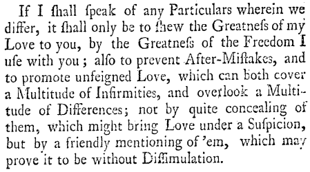 Ralph Erskine, Letter to Whitfield, 5