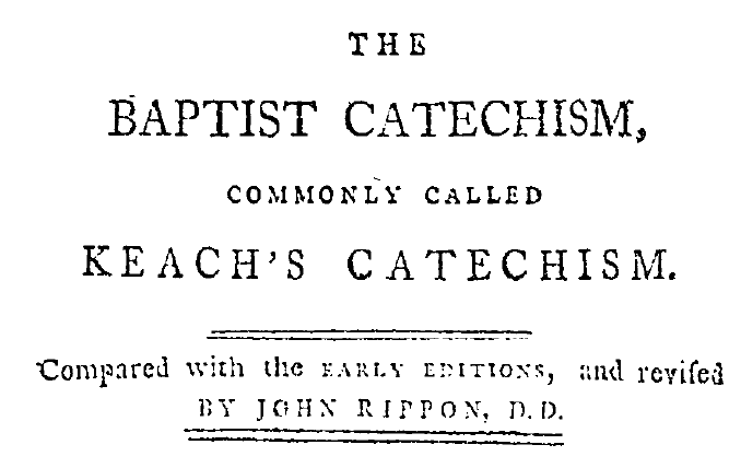 Catechism 1794